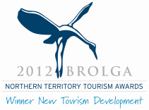 Northern Territory Tourism Brolga Award